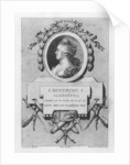 Catherine I of Russia by French School