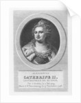 Catherine II of Russia by French School