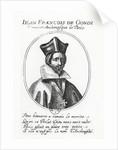 Jean-François de Gondi by French School