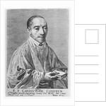 Charles de Condren by Claude Mellan