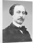 Portrait of Lucien Anatole Prevost-Paradol by Pierre Petit