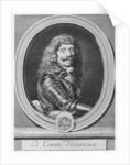 Henri de Lorraine, Comte d'Harcourt by Gerard Edelinck
