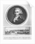 Marie-Jean Hérault de Séchelles by Charles Francois Gabriel Levachez
