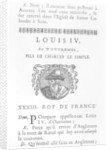 Louis IV d'Outremer by French School