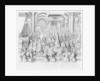 Coronation ceremony of Louis XIII in Reims, 17 October 1610 by Thomas de Leu