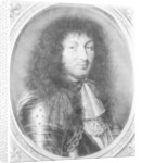 Louis XIV by Robert Nanteuil