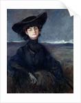 Anna de Noailles by Jean Louis Forain