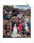 Nativity by Master of Flemalle