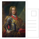 Charles VI Holy Roman Emperor by German School