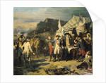 Siege of Yorktown by Louis Charles Auguste Couder