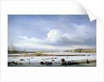 Driving on the Neva by Aleksei Petrovich Bogolyubov