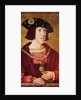 Portrait of Charles V by Bernard van Orley