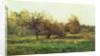 Autumn Landscape by Charles Francois Daubigny
