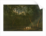 Aboriginal Coroboree in Van Diemen's Land by John Glover