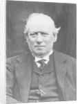 Portrait of Herbert Henry Asquith by Roger Eliot Fry