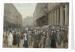Carnival at Lille by French School