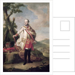 Full length portrait of Joseph II of Habsbourg-Lorraine, Holy Roman Emperor by Anton von Maron