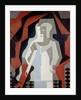 Pierrot by Juan Gris