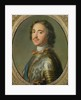 Portrait of Peter the Great by French School