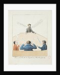 Meeting of the Chamber of Deputies from 17th May to 18th June 1819 by French School