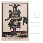 The Perfumer's Costume by Nicolas Bonnart