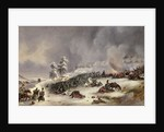 Battle of Krasnoi by Jean Antoine Simeon Fort