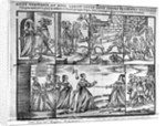 A Duel Between Two Sisters near Bordeaux by French School