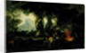 Clandestine Bullet Production by Francisco Jose de Goya y Lucientes