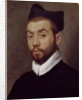 Portrait of a Man, presumed to be Clement Marot by Giovanni Battista Moroni