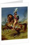 Equestrian Portrait of Joachim Murat by Baron Antoine Jean Gros