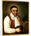 St. Vincent de Paul by Sebastien Bourdon
