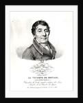 Louis, Vicomte de Blonald by French School