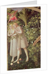 Adam and Eve Expelled from Paradise by Fra Angelico