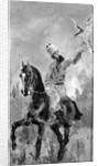 Comte Alphonse de Toulouse-Lautrec by Henri de Toulouse-Lautrec