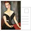 Madame G. van Muyden by Amedeo Modigliani