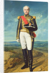 Achille Count Baraguay d'Hilliers by Charles-Philippe Lariviere
