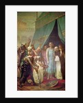 The Life of St. Louis by Alexandre Cabanel