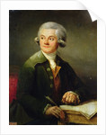 Louis de Fontanes by Henri-Pierre Danloux