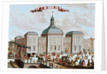 The Stock Exchange, Amsterdam by Francois van Bleyswyck