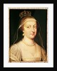 Portrait of Anne of Austria, Infanta of Spain, Queen of France and Navarre by Frans II Pourbus