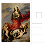 The Assumption of Mary Magdalene by Jusepe de Ribera