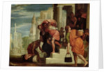 The Flight of the Israelites out of Egypt by Benedetto Caliari