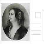 Madame Hanska engraved by Emile Lassalle by Jean Francois Gigoux