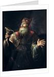 The Prophet Samuel by Claude Vignon