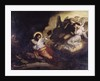 Christ in the Garden of Olives by Ferdinand Victor Eugene Delacroix