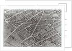Plan of Paris, known as the 'Plan de Turgot' by Louis Bretez
