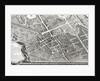 Plan of Paris, known as the 'Plan de Turgot', engraved by Claude Lucas by Louis Bretez