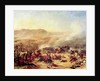 The Battle of Mont Thabor, 16th April 1799 by Felix and Cogniet