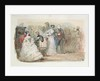 A Reception during the Reign of Louis-Philippe by Eugene-Louis Lami