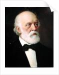 Lajos Kossuth by Miklos Barabas
